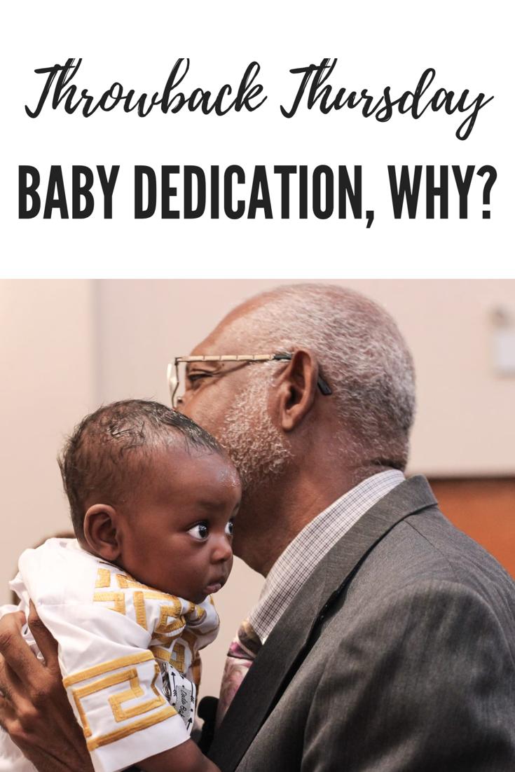 baby dedication